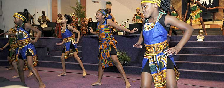 Kukantonon Dance Troupe